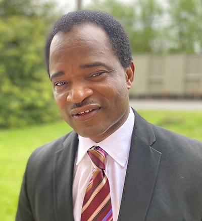 Eric Nwaubani